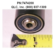 "Pinch Roller (4"" wide only) (7474200) (7474202)"